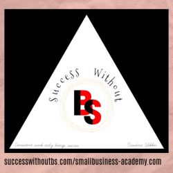 Success without BS